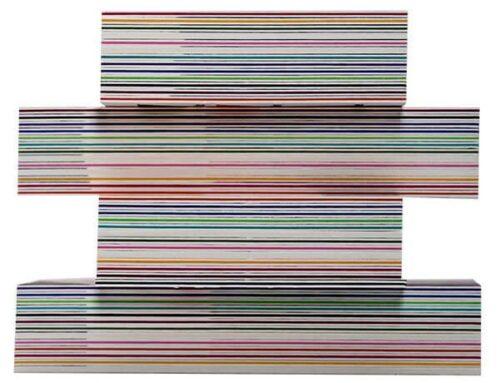 NEU:  Multiloft-Visitenkarten mit Farbkern