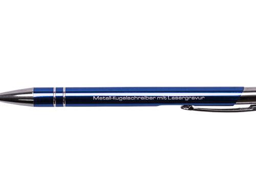 NEU: Kugelschreiber mit Lasergravur